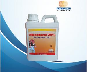 Albendazol Litro