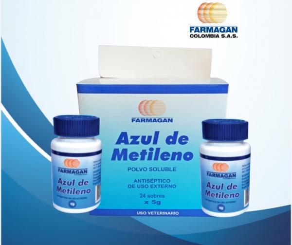 Azul De Metileno X 50 g