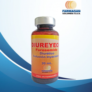 Diureyeck Inyectable X 20 ML