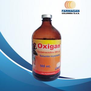 Oxigan 200 L.A. X 100 ML
