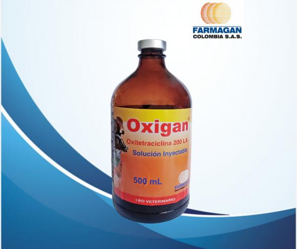 Oxigan 200 L.A. X 50 ML