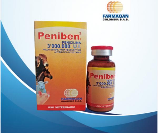Peniben 3 ® X 3´ MILL