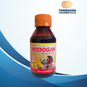 Yodogan 4% ® X 120 ML